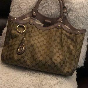 Sukey GUCCI bag GG pattern
